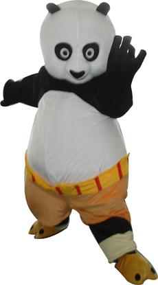 [made in china]Kungfu panda cartoon costumes