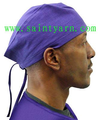 nonwoven surgical cap