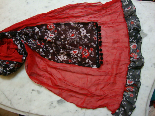 CRINKLE scarfe