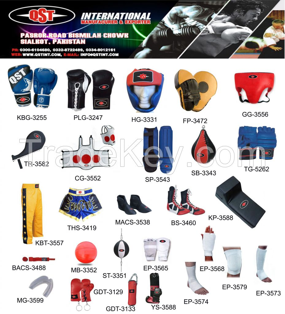 Boxing Equipment, Boxing Gears, Boxing Protection