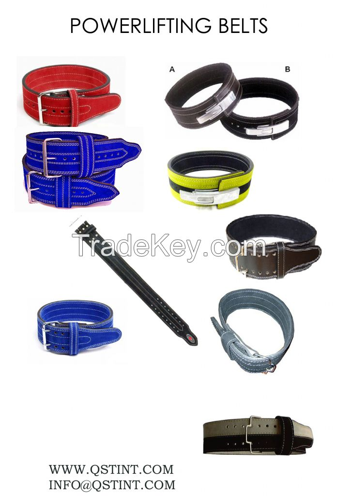 Custom Powerlifting Belts