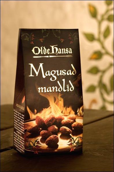 Olde Hansa sweet almonds