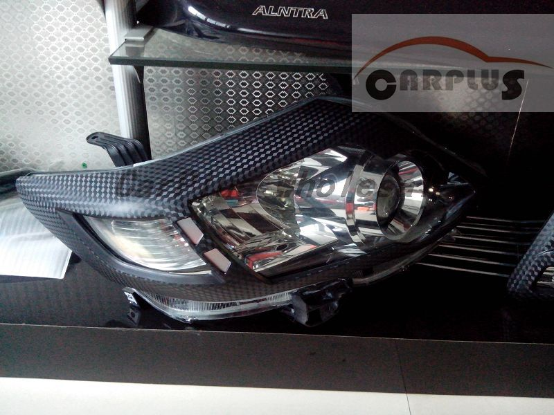 tail lamp cover for 2012 FORTUNER
