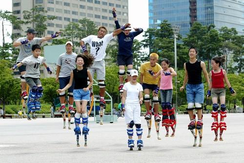 FLYING JUMPER - FOR KIDS