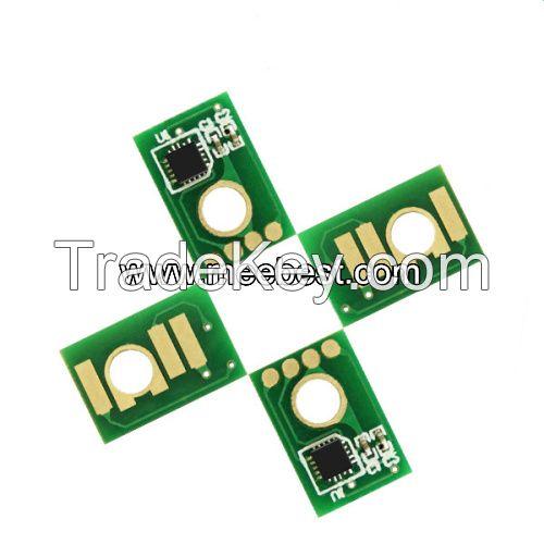Toner cartridge chips compatible with Ricoh Aficio MPC3002/MPC3502