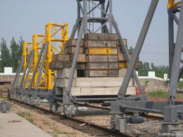 Mobile Tower Crane 5-T