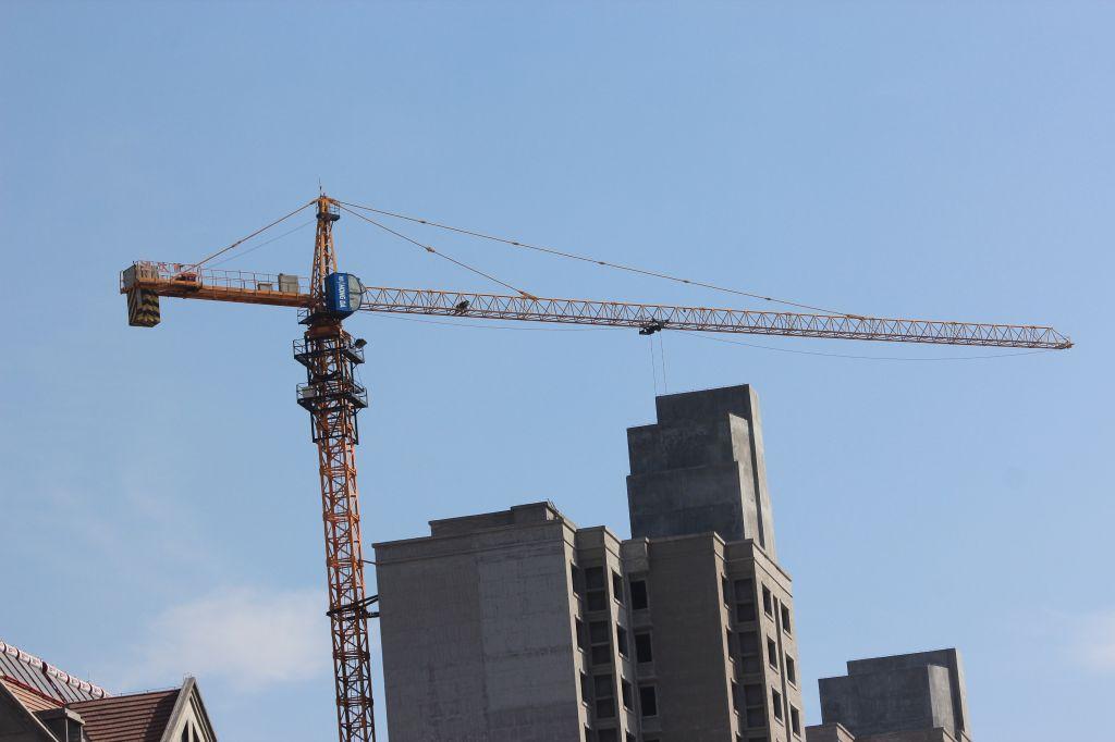 Construction Tower Crane QTZ63 6T