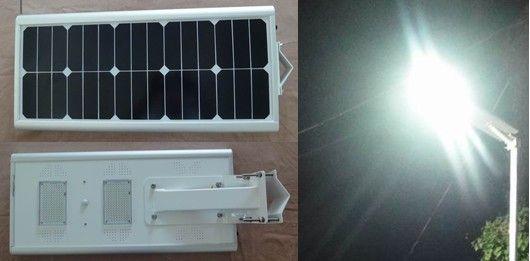 Integrated Solar LED garden light street light