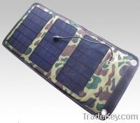 Portable solar charger 5W folding solar charger travler solar charger