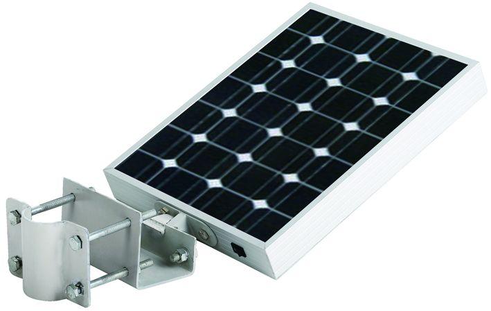 Lastest All in one solar garden LED light street light