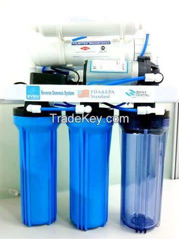 Under Sink Reverse Osmosis (5 Stage)