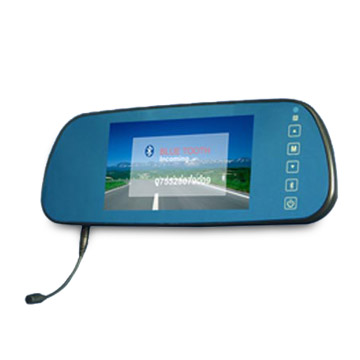 5.8 Inch Rearview Monitor with Bluetooth (H6002B)