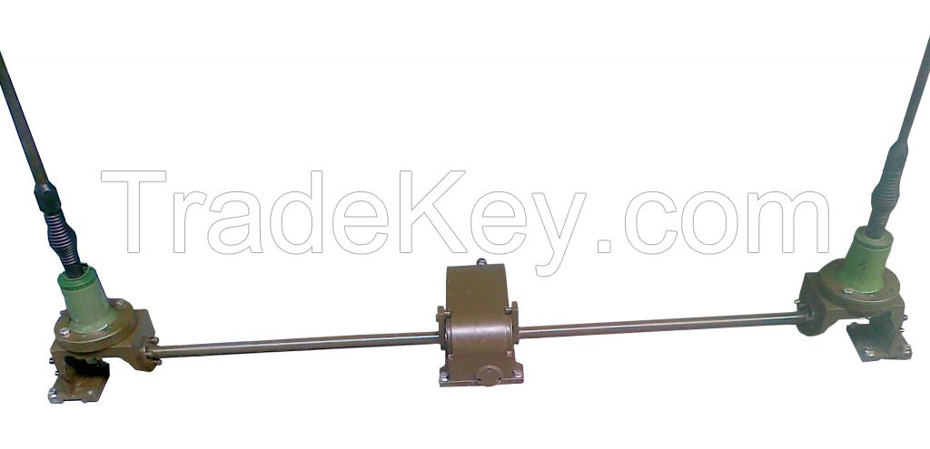 Vehicular Electric Antenna Tilting Device
