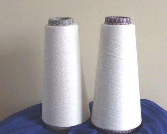 100% Bamboo fiber yarn NE32s sirospun