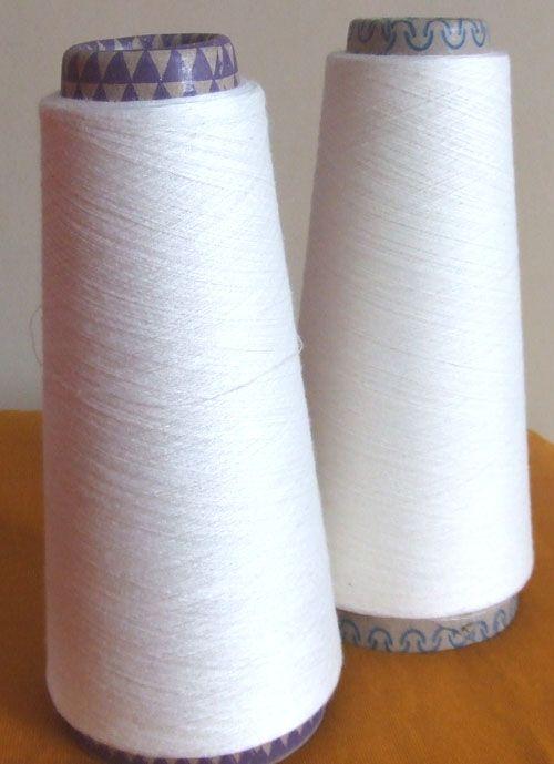 100% Bamboo fiber yarn NE40s sirospun