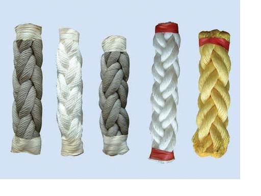nylon braided rope
