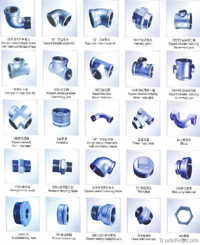 Gi Fittings By Hebei Longsheng Metals And Minerals Co Ltd