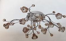 ceiling light, glass lamp, nice design