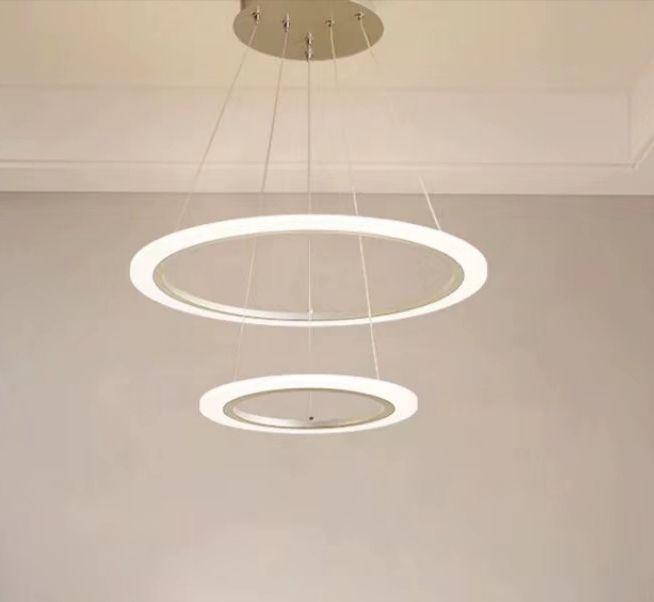 elegant and simple pendant light, crystal chandelier lamp, glasses lamp