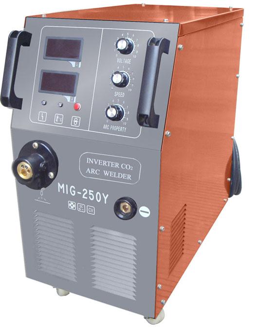 CO2/inverter MIG250Y welder