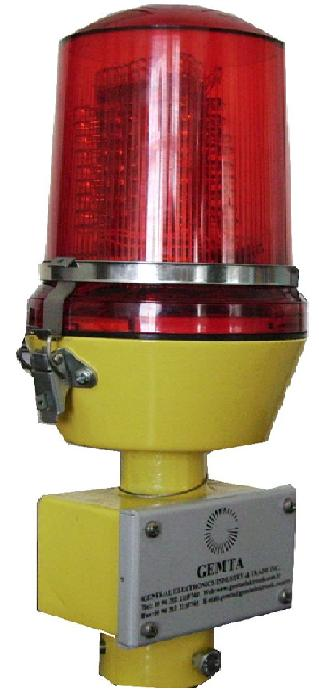 Aircraft Warning Lights System