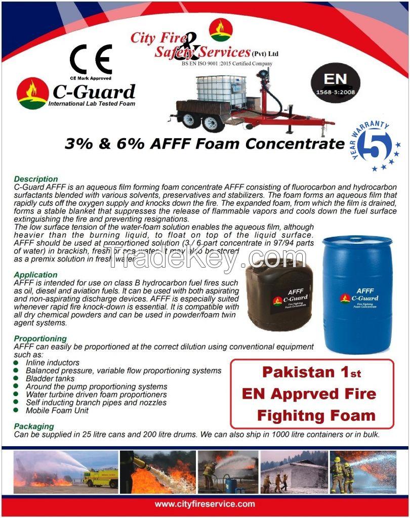 Fire Fighting Foam