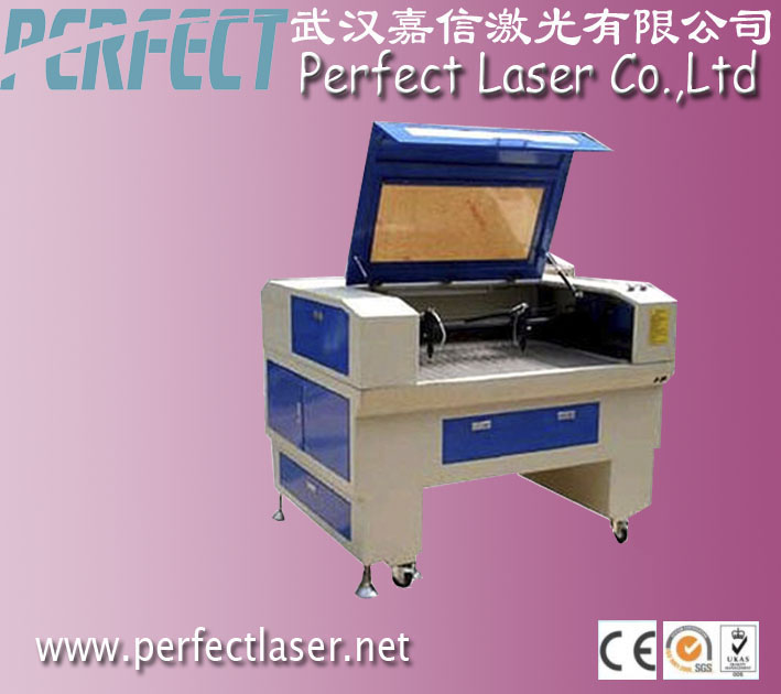 Acrylic Plastic Laser Engraving and Cutting Machine