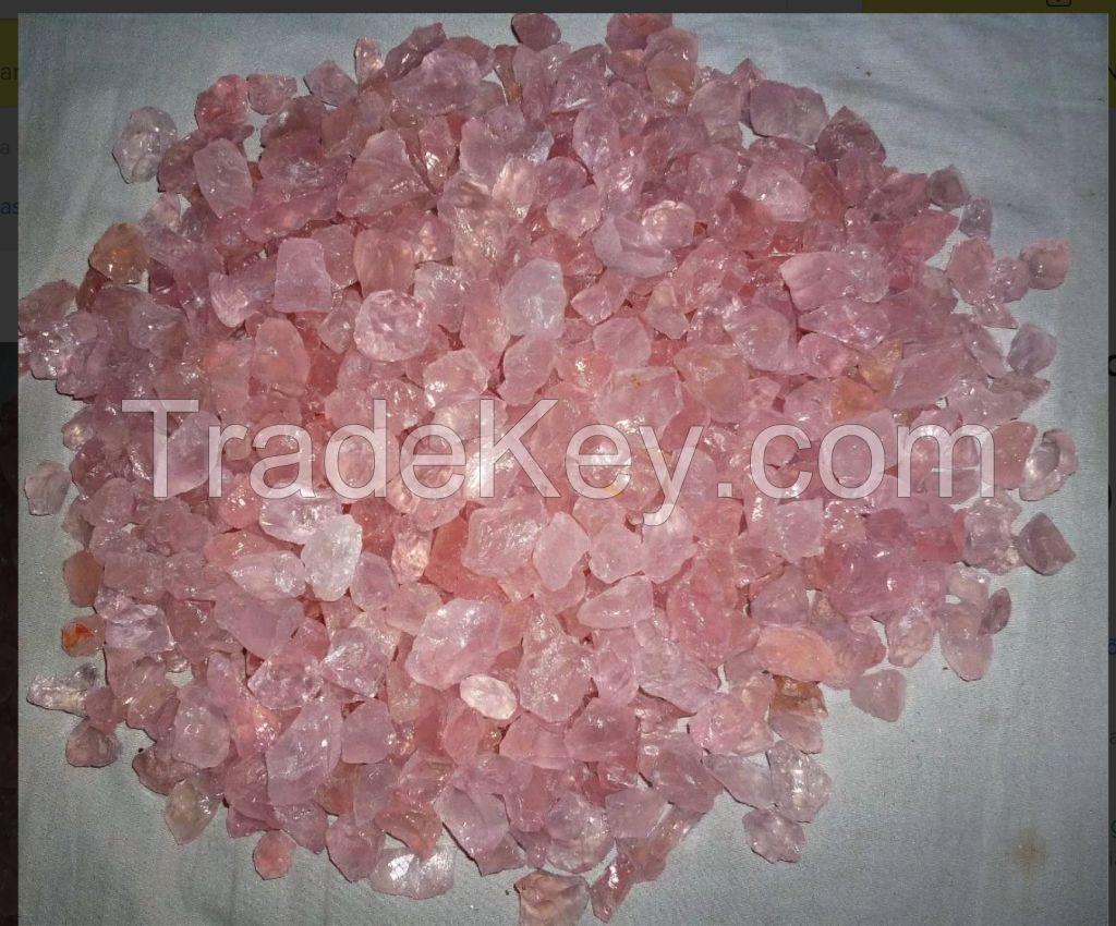 Quartz Pink Rose