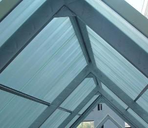 Fiberglass Skylight Panel