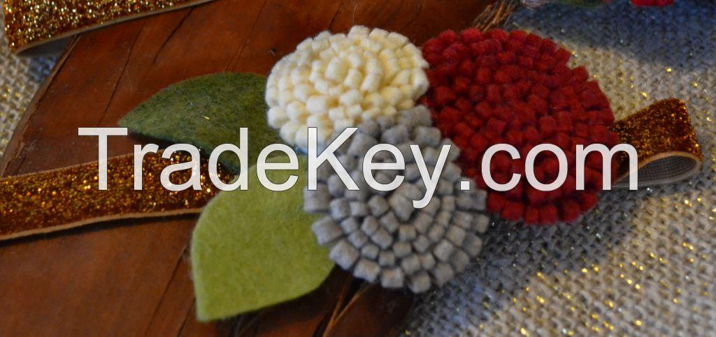Heidy Berry hair accesory line