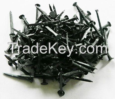 Blue shoe tacks, shoe nails, shoe tack nails manufacture