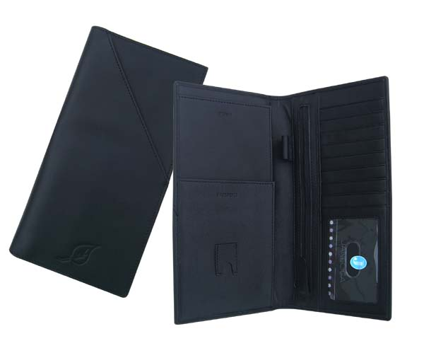 Wallet Style Checkbook Cover