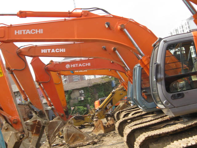 Hitachi Used Excavator