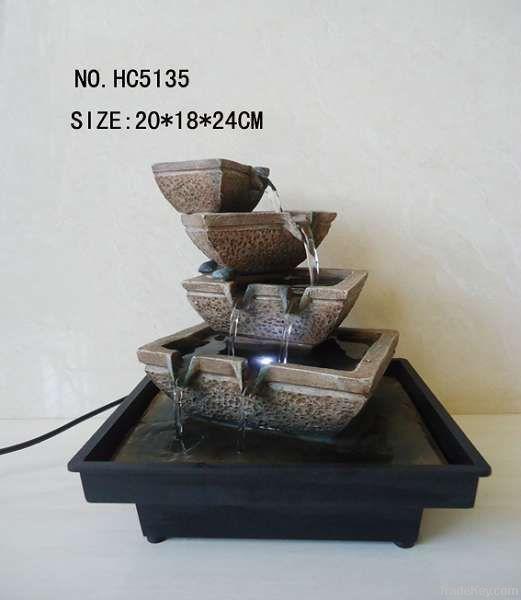 porcelain Fountain