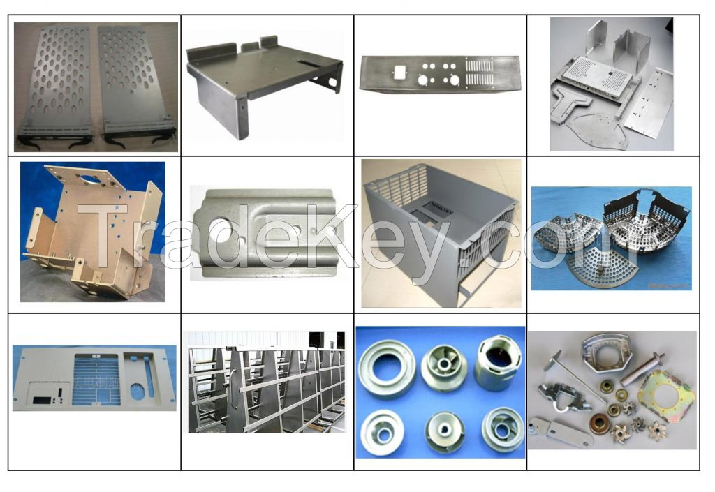 High Quality Precision Sheet Metal Parts