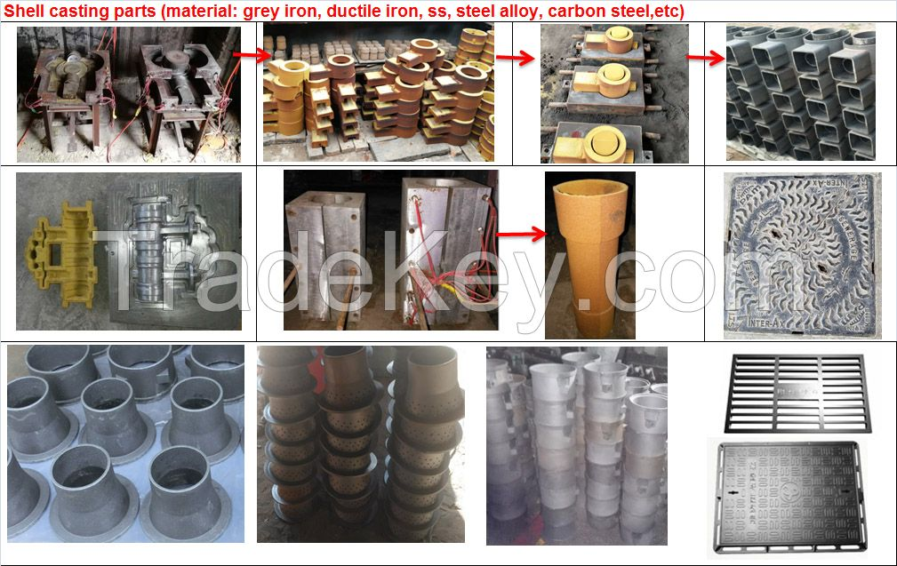 High Quality Casting parts