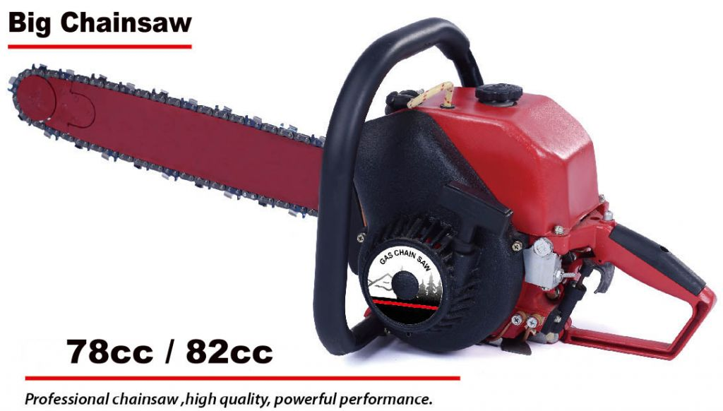 High Quality / Heavy Duty Gasoline Chainsaw