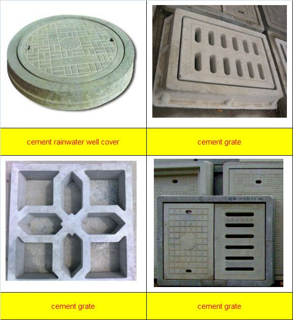 High Quality Ductile Iron Well Cover