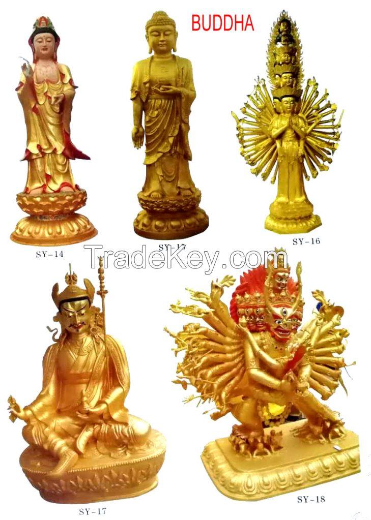Buddha statue sculpture / Buddha sculpture