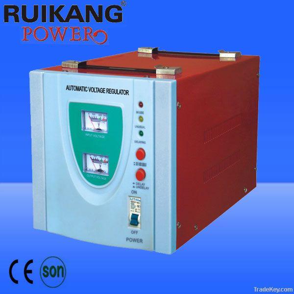 QVR-3000VA, AVR, automatic voltage stabilizer , relay type