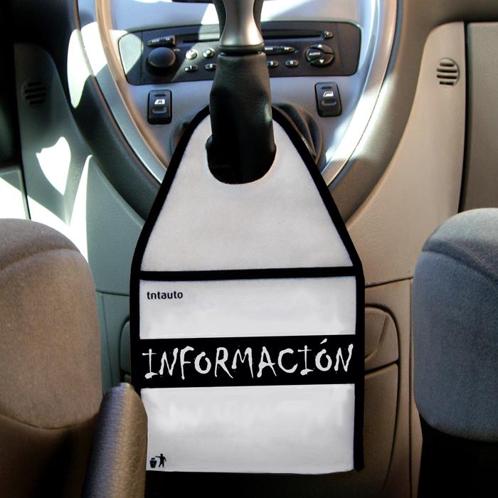TNTAUTO car litter bag
