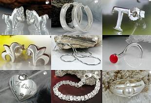 Fine 925 SILVER Jewellery