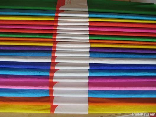art crepe paper
