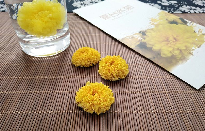 Yuntai Ice Chrysanthemum