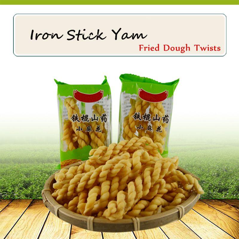 Yam Fried Dough Twist