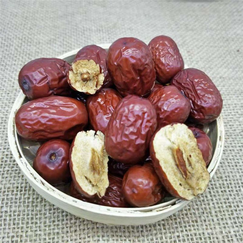 Chinese Organic Sweet Taste and Dried Jujubes from Xinjiang