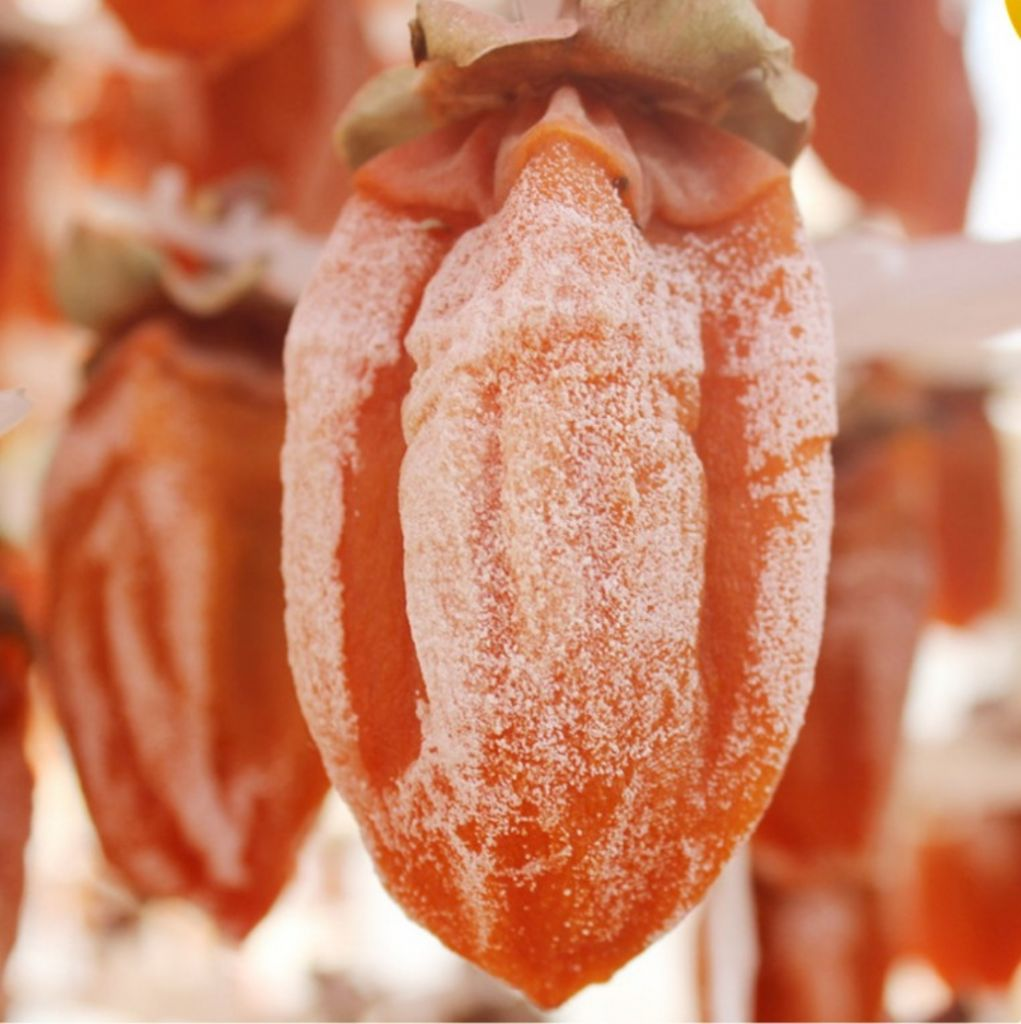 High Quality Fruit Chinese Handmade Dried Persimmon
