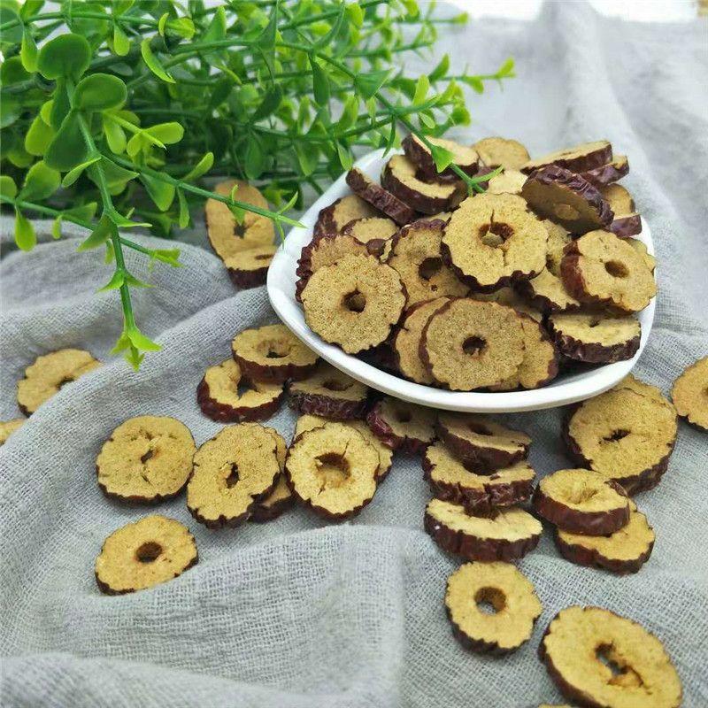 Big Size 100% Natural Organic Dried Dates Snacks Fruit Jujube slice