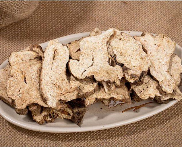 Largehead Atractylodes Rhizome sulphur free slices from Atractylodes macrocephala Koidz roots