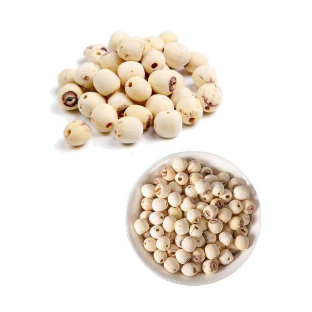 lian zi white food grade natural herb medicine Dried White Lotus Seed
